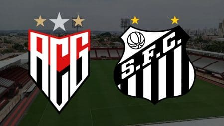 Apostas Atlético Goianiense x Santos Brasileirão 06/02/2021