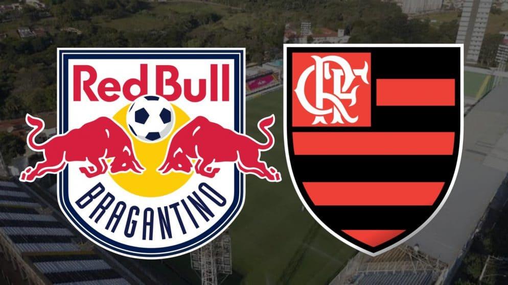 Apostas Red Bull Bragantino x Flamengo Brasileirão 07/02/2021