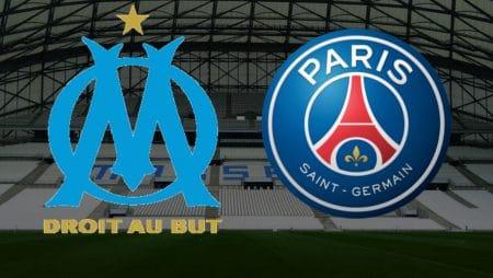 Apostas Olympique de Marseille x PSG Campeonato Francês 07/02/2021