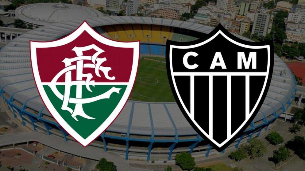Apostas Fluminense x Atlético Mineiro Brasileirão 10/02/2021