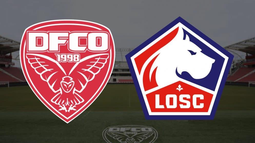 Apostas Dijon x Lille Copa da França 10/02/2021