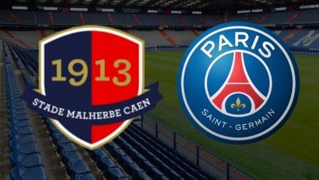 Apostas Caen x PSG Copa da França 10/02/2021
