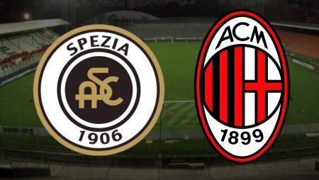 Apostas Spezia x Milan Campeonato Italiano 13/02/2021