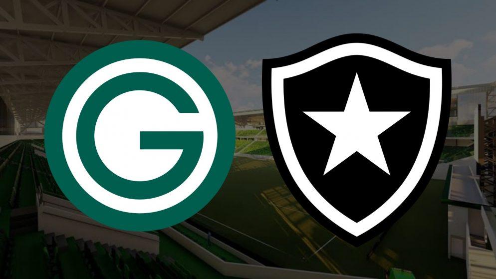 Apostas Goiás x Botafogo Brasileirão 13/02/2021