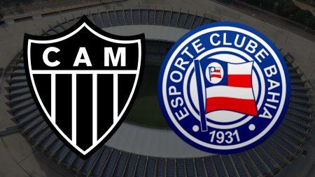 Apostas Atlético Mineiro x Bahia Brasileirão 13/02/2021