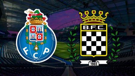 Apostas FC Porto x Boavista Campeonato Português 13/02/2021