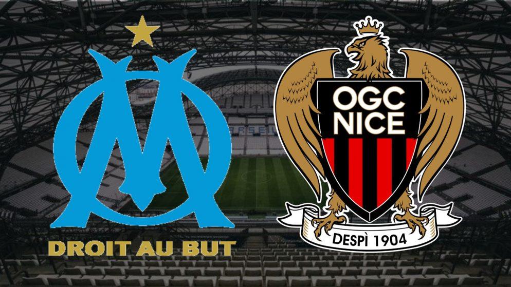 Apostas Olympique de Marseille x Nice Campeonato Francês 17/02/2021