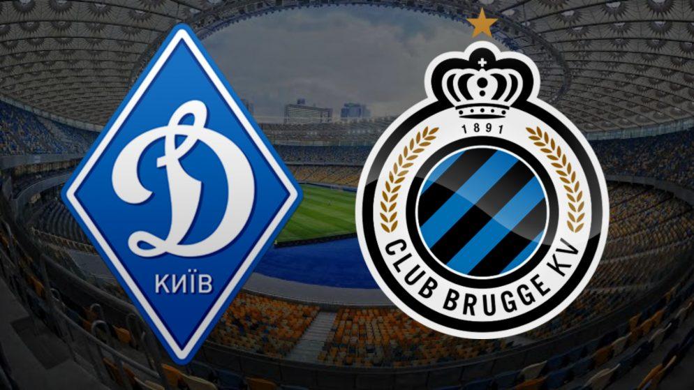 Apostas Dínamo de Kiev x Club Brugge Liga Europa 18/02/2021