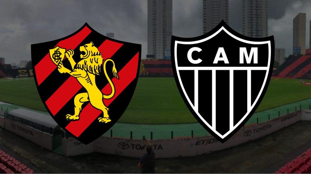 Apostas Sport x Atlético Mineiro Brasileirão 21/02/2021