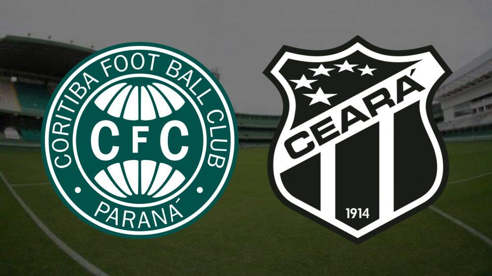 Apostas Coritiba x Ceará Brasileirão 20/02/2021