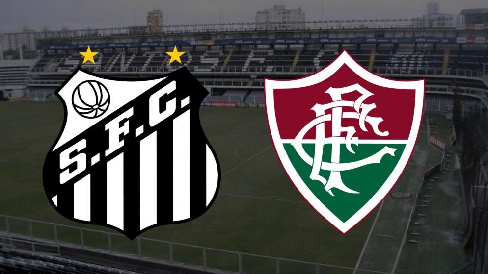 Apostas Santos x Fluminense Brasileirão 21/02/2021