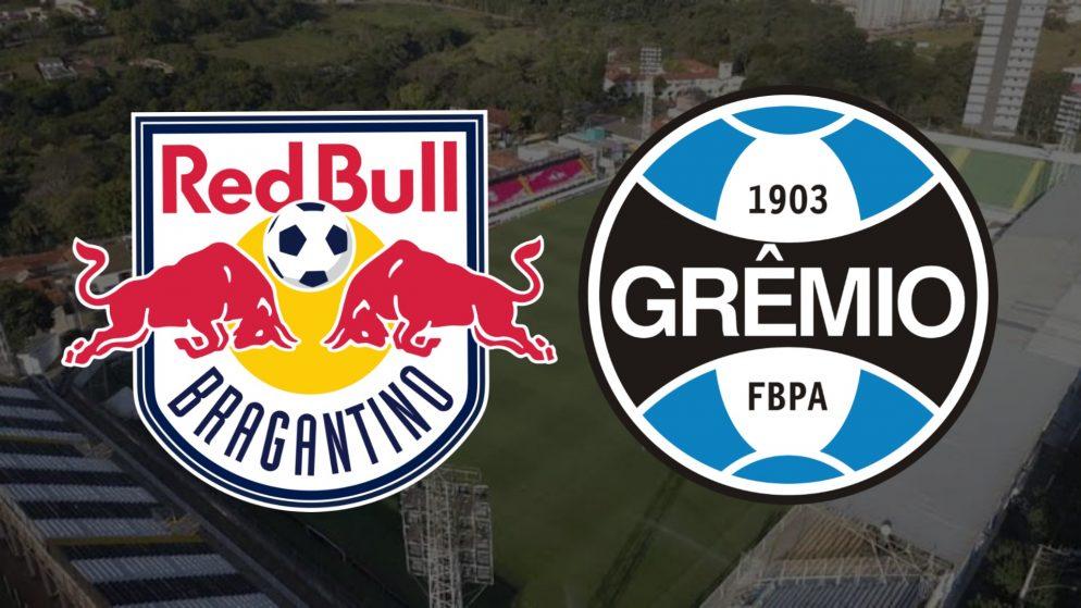 Apostas Red Bull Bragantino x Grêmio Brasileirão 25/02/2021