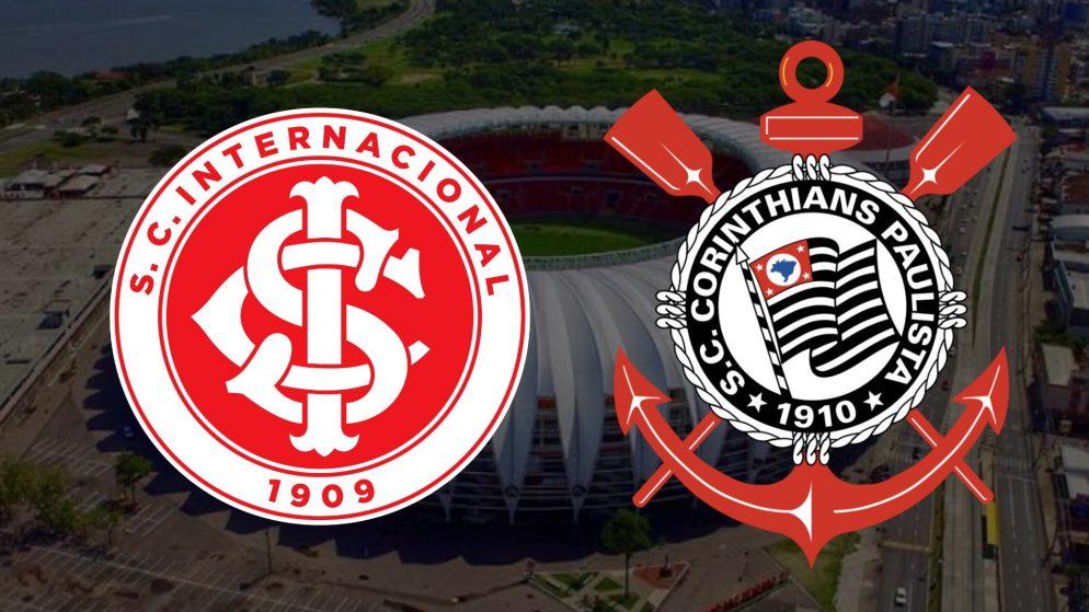 Apostas Internacional x Corinthians Brasileirão 25/02/2021