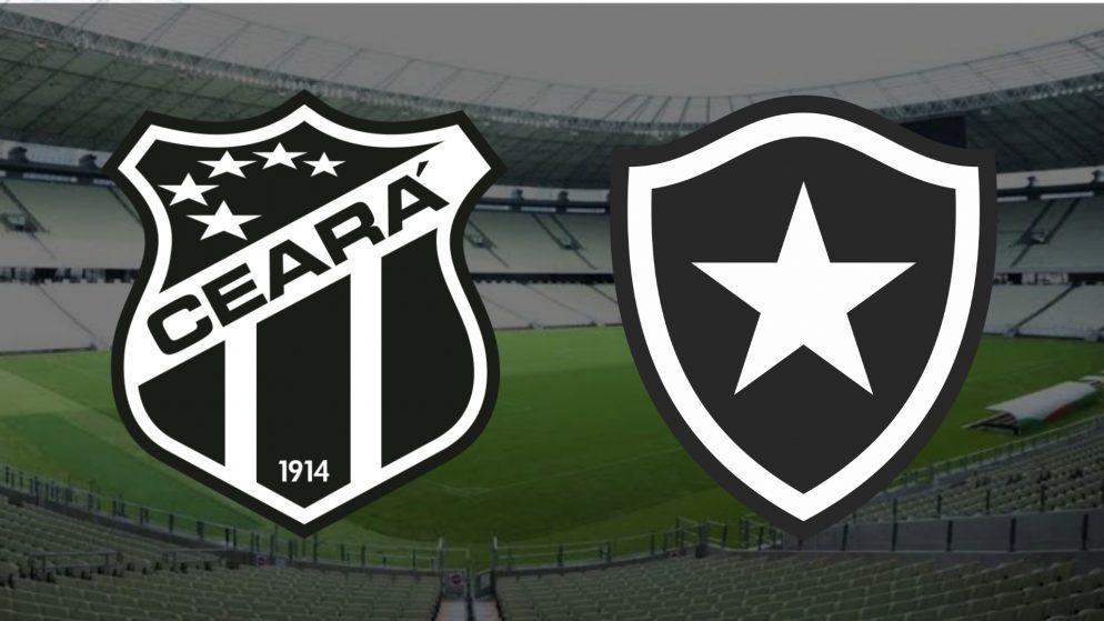 Apostas Ceará x Botafogo Brasileirão 25/02/2021