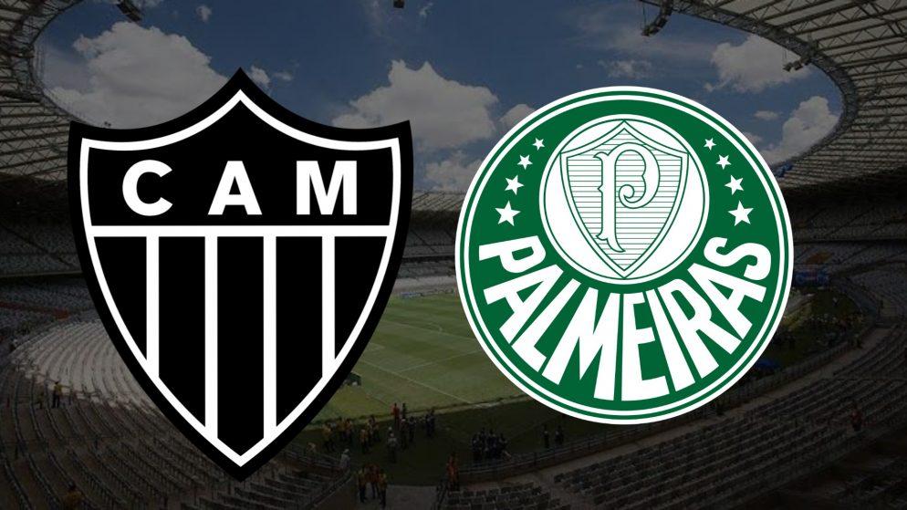 Apostas Atlético Mineiro x Palmeiras Brasileirão 25/02/2021
