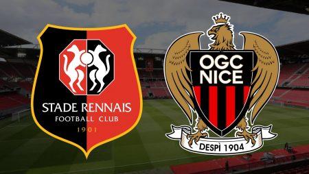 Apostas Rennes x Nice Campeonato Francês 26/02/2021