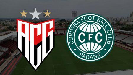 Apostas Atlético Goianiense x Coritiba Brasileirão 25/02/2021