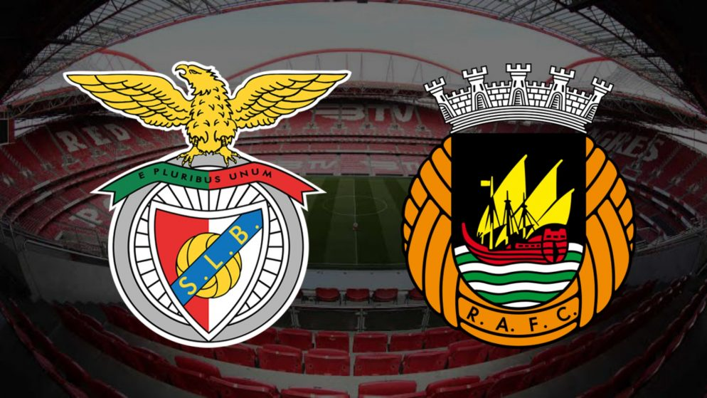 Apostas Benfica x Rio Ave Campeonato Português 01/03/2021