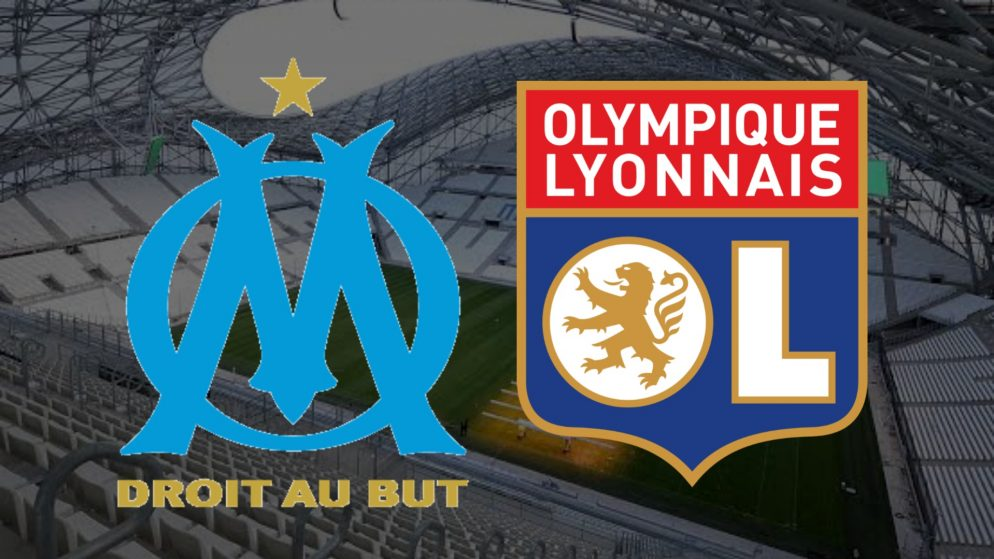 Apostas Olympique de Marseille x Lyon Ligue 1 28/02/2021
