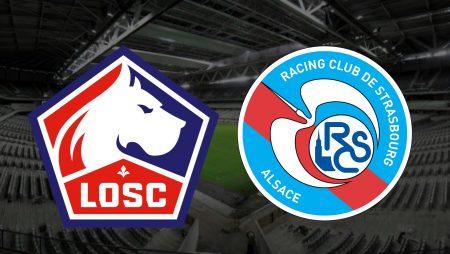 Apostas Lille x Strasbourg Ligue 1 28/02/2021