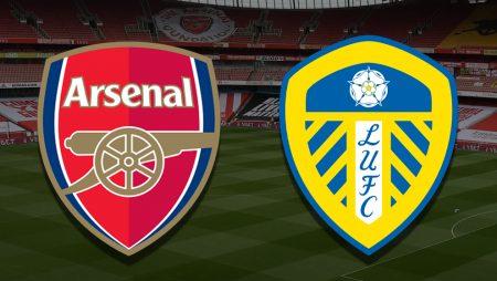 Apostas Arsenal x Leeds Premier League 14/02/2021
