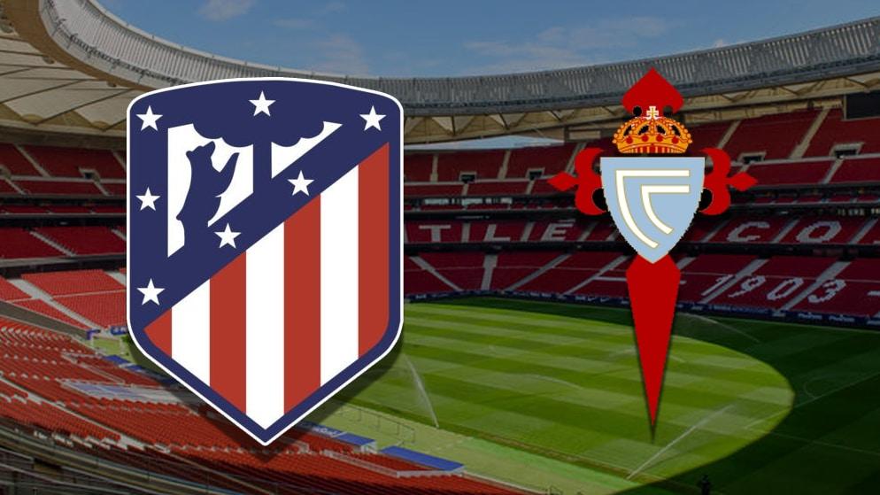 Apostas Atlético de Madrid x Celta La Liga 08/02/2021
