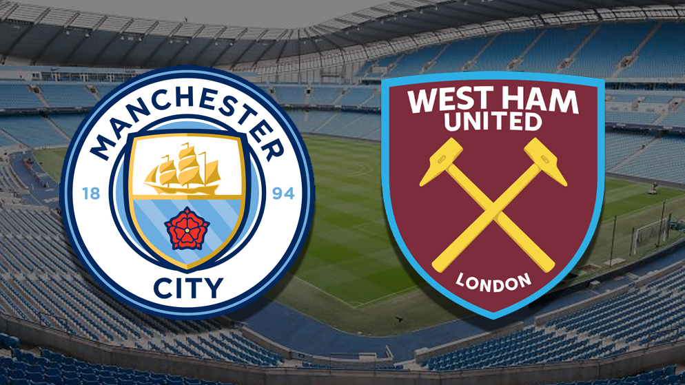Apostas Manchester City x West Ham Premier League 27/02/2021
