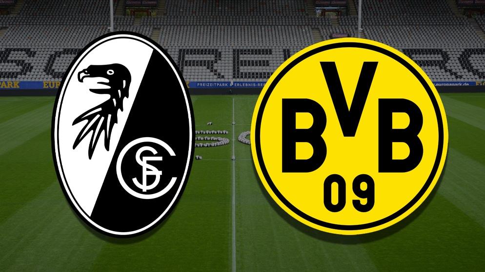 Apostas Freiburg x Borussia Dortmund Bundesliga 06/02/2021