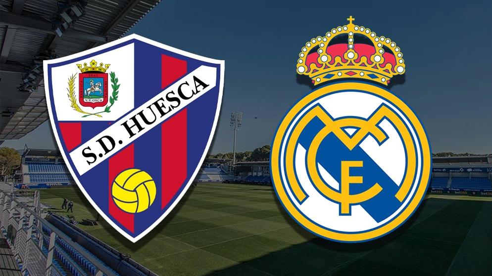 Apostas Huesca x Real Madrid La Liga 06/02/2021