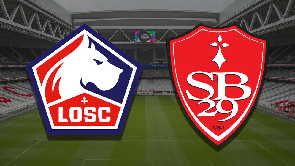 Apostas Lille x Brestois Ligue 1 14/02/2021