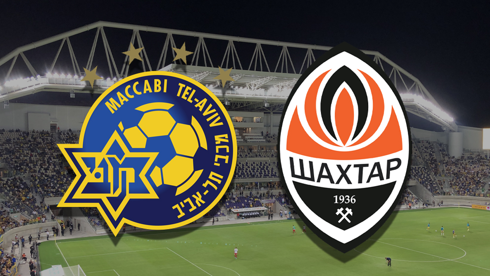 Apostas Maccabi Tel-Aviv x Shakhtar Donetsk Europa League 18/02/2021