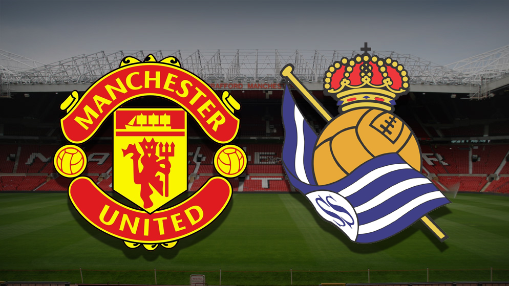 Apostas Manchester United x Real Sociedad Europa League 25/02/2021