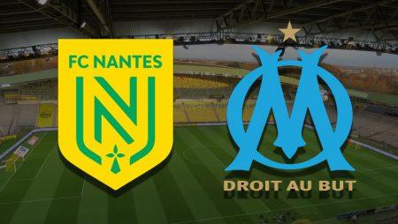Apostas Nantes x Olympique de Marseille Ligue 1 20/02/2021