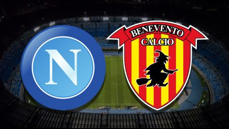 Apostas Napoli x Benevento Serie A 28/02/21