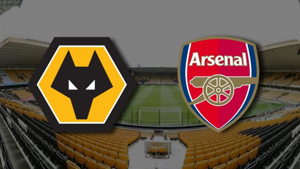 Apostas Wolverhampton x Arsenal Premier League 02/02/2021