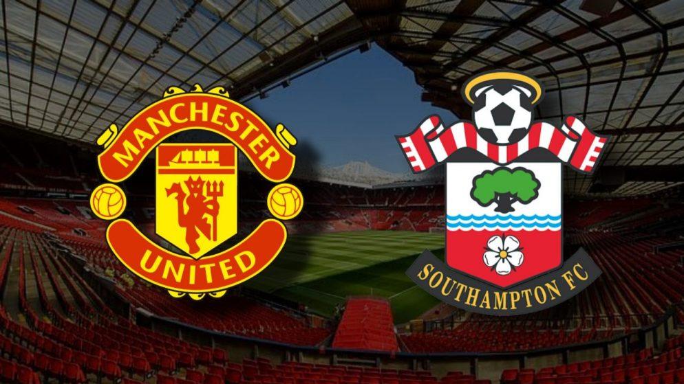 Apostas Manchester United x Southampton Premier League 02/02/2021
