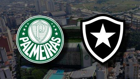 Apostas Palmeiras x Botafogo Brasileirão 02/02/2021