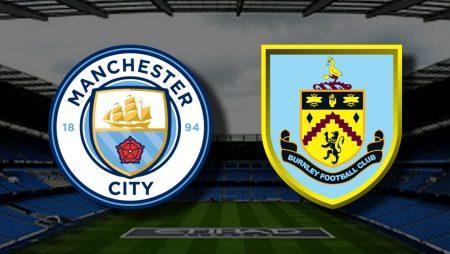 Apostas Burnley x Manchester City Premier League 03/02/2021