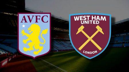 Apostas Aston Villa x West Ham Premier League 03/02/2021