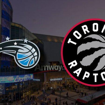 Apostas Orlando Magic x Toronto Raptors NBA 02/02/2021
