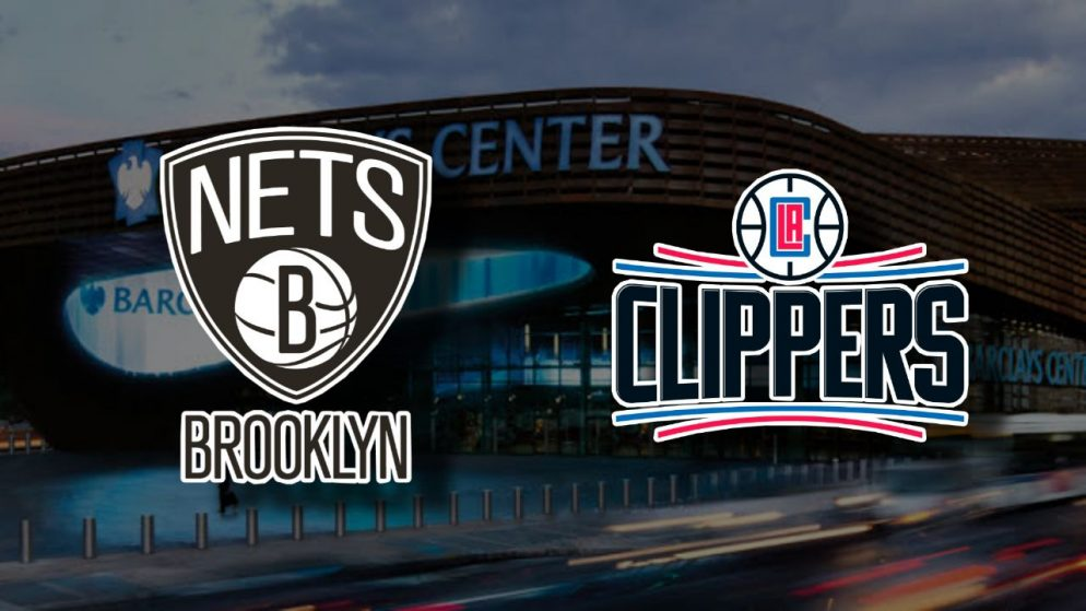 Apostas Brooklyn Nets x Los Angeles Clippers NBA 02/02/2021