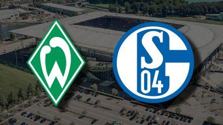 Apostas Wolfsburg x Schalke 04 Copa da Alemanha 03/02/2021