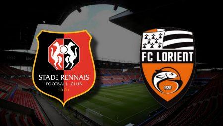 Apostas Rennes x Lorient Campeonato Francês 03/02/2021