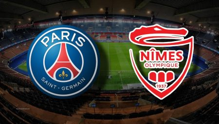 Apostas PSG x Nîmes Campeonato Francês 03/02/2021