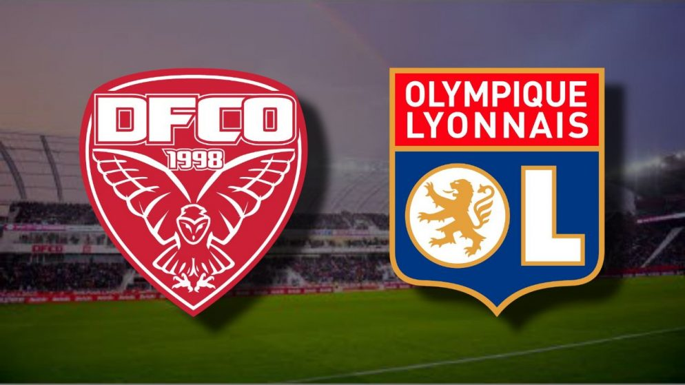 Apostas Dijon x Lyon Campeonato Francês 03/02/2021