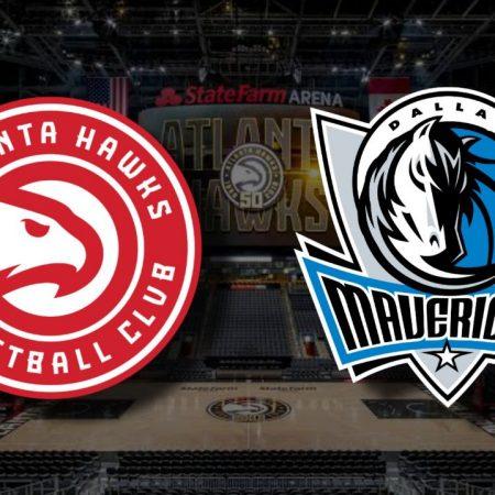 Apostas Atlanta Hawks x Dallas Mavericks NBA 03/02/2021