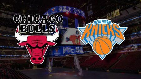 Apostas Chicago Bulls x New York Knicks NBA 03/02/2021