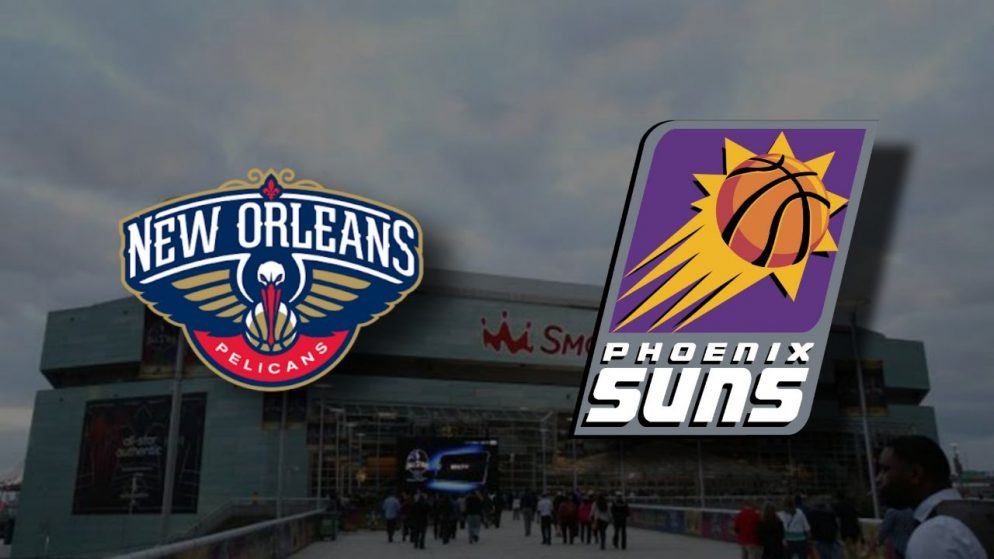 Apostas New Orleans Pelicans x Phoenix Suns NBA 03/02/2021