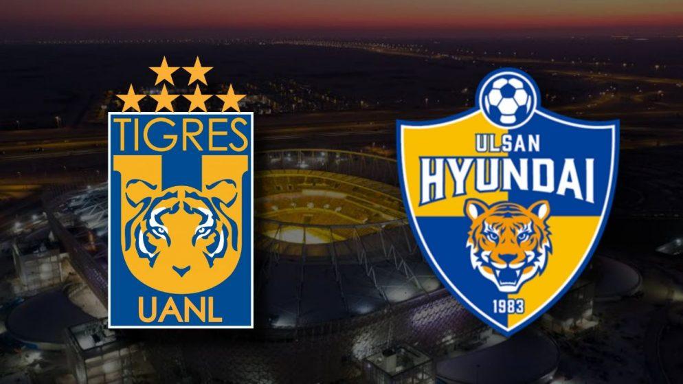 Apostas Tigres x Ulsan Hyundai Mundial de Clubes da FIFA 04/02/2021