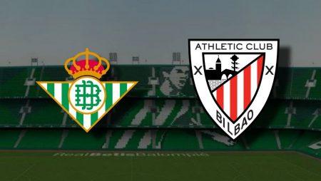 Apostas Real Betis x Athletic Bilbao Copa do Rei 04/02/2021